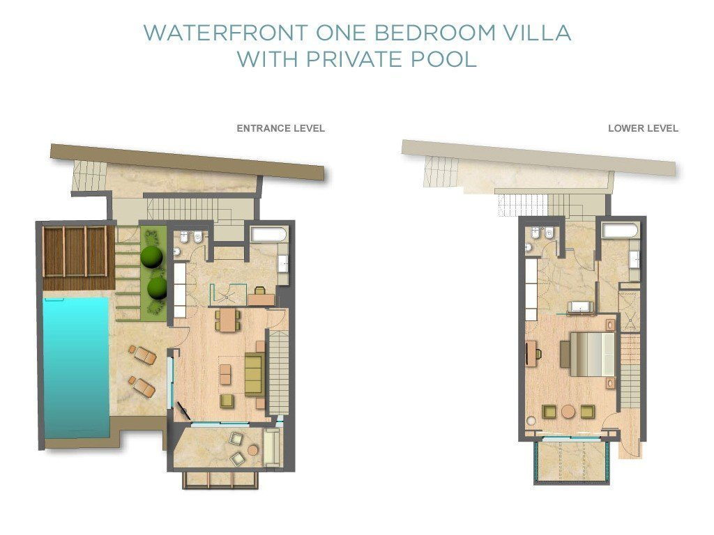 Waterfront One Bedroom Villa With Pool Daios Cove Crete